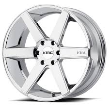 100 6 Lug Truck Wheels KMC KM704 District SoCal Custom