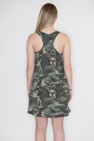 cherish camouflage tank dress from philadelphia by may 23 u2014 shoptiques
