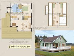 plan maison en bois gratuit plan gratuit de chalet en bois en kit et plan de maison bois