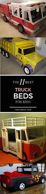 The 11 Best Truck Beds For Kids | DIY | Pinterest | Kid Beds, Bed ... Fire Truck Kids Bed Build Youtube New York Truck Bed Storage Kids Lectic With Guitar Toys And Games Truck Bed Sheets Toddler Bedding Twin Set For Boy Kid Comforter Amazoncom Dream Factory Trucks Tractors Cars Boys 5piece Tent Kids Yamsixteen Mattress Alabama Teen Sets Monster Fire Products I Love In 2018 Bedroom Garbage Frame Green Beds Pinterest Little Tikes Red Car Can You Build A