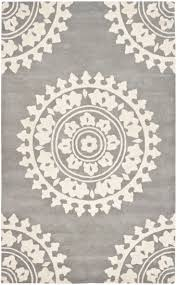 floors rugs grey with medallion white area rugs target for