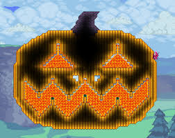 Halloween Event Terraria Mobile by User Blog Terrariamcswaggins The Terrarian Bugle Issue 21