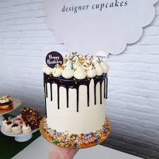 All Our Delicious Cupcake Flavours Can Be Transformed Into A Cake Format