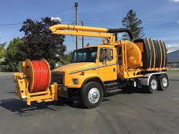 1999 Freightliner FL80 Sewer Truck For Sale, 67,750 Miles | Pacific ...