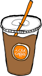 Iced Coffee Clipart 1010917