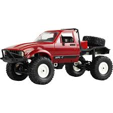 Amewi Pick-Up Truck Brushed 1:16 RC Model Car Electric ATV 4WD Kit ... Wpl Wplb1 116 Rc Truck 24g 4wd Crawler Off Road Car With Light Cars Buy Remote Control And Trucks At Modelflight Shop Brushless Electric Monster Top 2 18 Scale 86291 Injora Hard Plastic 313mm Wheelbase Pickup Shell Kit For 1 Fayee Fy002b Rc 720p Hd Wifi Fpv Offroad Military Tamiya 110 Toyota Bruiser 4x4 58519 Fierce Knight 24 Ghz Pro System Hot Sale Jjrc Army Fy001b 24ghz Super Clod Buster Towerhobbiescom Hg P407 Rally Yato Metal 4x4