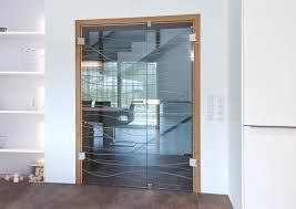 doppel ganzglastüre w t g glasschiebetür terrasse
