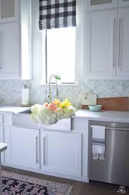 Fringed And Tassel Home Decor Items Ciatlin Wilson Rugs Buffalo Check Print Fabric White Cabinets