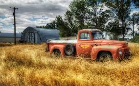 100 Rusty Trucks Wallpaper Old WallpaperSafari