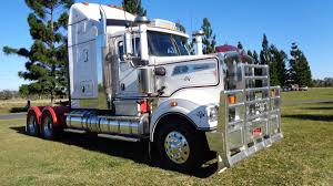 100 White Trucks For Sale 2013 Kenworth T909 In Rocklea QLD