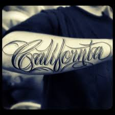 California Love Tattoo Tumblr Pin Tattoos