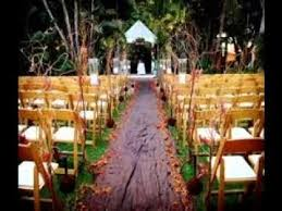 Diy Outdoor Wedding Decorations Ideas On A Budget Youtube