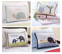 Pottery Barn Decorative Pillows by Decorative Nursery Pilllow Bugaboocity