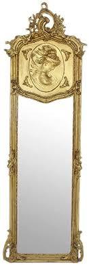 casa padrino barock spiegel antik gold 55 x h 175 cm
