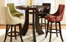 Round Kitchen Table Sets Walmart by Bar Ashley Pub Table And Chairs Pub Style Tables And Chairs Pub