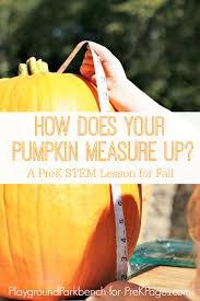 Books About Pumpkins Preschool by Pumpkin Measurement Activity For Preschool