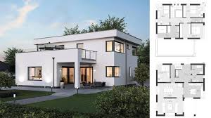 100 Bauhaus Style House Design With Flat Roof In Style Home Plans