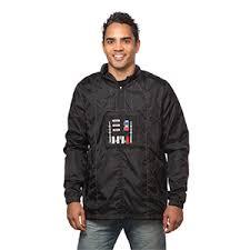 Star Wars Darth Vader Windbreaker Jacket