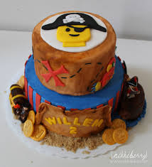 Lego Pirate Birthday Cake CakeCentral