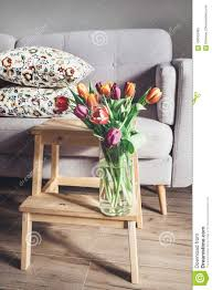 99 Fresh Home Decor Tulips Bouquet In Vase Are In Living Room Cozy