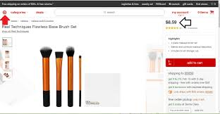Real Techniques Promo Codes - What On Earth Coupon Codes Ulta Free Shipping On Any Order Today Only 11 15 Tips And Tricks For Saving Money At Business Best 24 Coupons Mall Discounts Your Favorite Retailers Ulta Beauty Coupon Promo Codes November 2019 20 Off Off Your First Amazon Prime Now If You Use A Discover Card Enter The Code Discover20 West Elm Entire Purchase Slickdealsnet 10 Of 40 Haircare Code 747595 Get Coupon Promo Codes Deals Finders This Weekend Instore Printable In Store Retail Grocery 2018 Black Friday Ad Sales Purina Indoor Cat Food Vomiting Usa Swimming Store