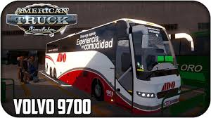Volvo Mx 9700 Luxury Y Select | American Truck Simulator | Mapa ...
