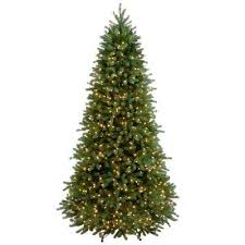Feel Real Jersey Fraser Slim Fir Hinged Artificial Christmas