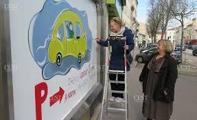 edition de nancy ville le faubourg se met en vitrine