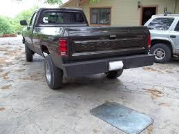 100 Truck Bumpers Aftermarket Lets See Some Aftermarketcustom Bumpers Dodge Diesel