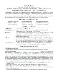 Resume Examples Administration