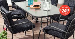 7 Piece Patio Dining Set Target by Furniture Patio Furniture Cheap Prices Sexualexpression Patio