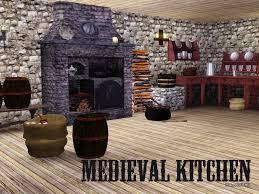 ShinoKCRs Medieval Kitchen