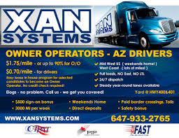 Xan Systems - Trucking Company   Transportation   Refrigerated And ... Professional Auto Transport Anywhere In The Us Intertional Countries Andrea West President Coast Enterprises Truck Trailer Flatbed Trucking Eawest Express Company Over Road Drivers Atlanta Ga Custom Rigs 2011 Show Drags Photo Image Gallery Mix From Tfk 14 Pt 1 Past Events Mini Truckers Ajfarms Inc And Freight Transportation Based On Accused Portland Car Crushing Kgpin Thrived For Years As State Dmv Coast Truck School Fresno Ca Home California Trucks James Davis
