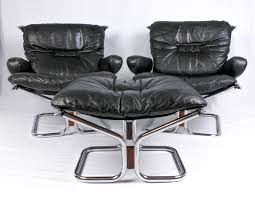 Ingmar Relling Lounge Chair Leather Chrome-13 - Malmö Retro Vintage Ekornes Strless Chrome And Leather Lounge Chair Ottoman Modern Faux Base 1970s Chrome Leather Lounge Chair Www Thonet S 35 L Black Stained Beech Armrests Tp 29 Rare By Leolux 1960s 104245 George Mulhauser For Dia Genni 920 In 1802058 Selig Design Ottoman Brown Le Mies Van Der Rohe Mr Black Dark Stool Arne Norell Ingmar Relling Chrome15 Malm Retro