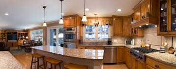 Kitchen And Family Room Designs peenmedia