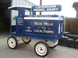 Don't Let The Milk Float Ride Your Mind