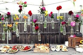 Backyard Wedding Ideas Bbq On A Budget Small