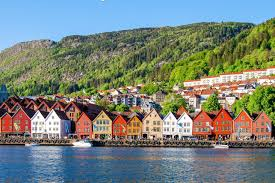 100 Houses In Norway Bergen 48 Hours In The City Of Coloured Houses