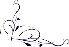 Wedding Swirls Clipart Free 2
