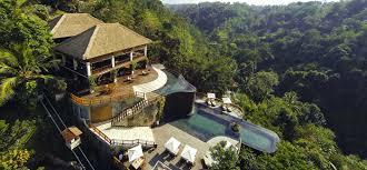 100 Hanging Garden Hotel Cool Gravity Defying Ubud S