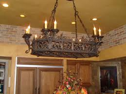 Image Of Rustic Light Fixtures Chandelier