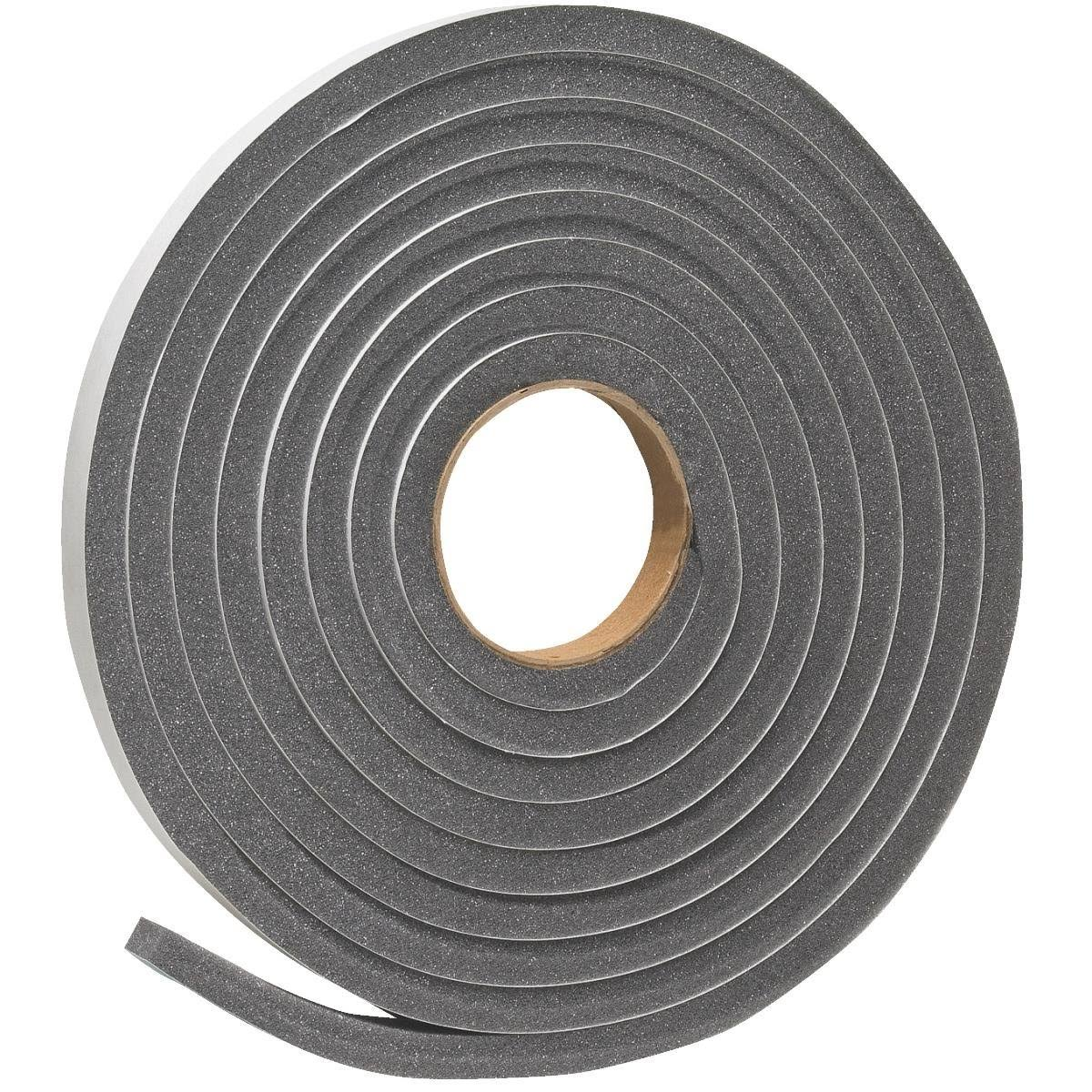 "Do It Open Cell Poly Foam Weatherstrip Tape - 3/4"" x 1/2"" x 17'"