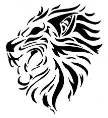 Best 25 Tribal Lion Tattoo Ideas On Pinterest