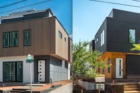 100 Cheap Modern Homes For Sale In Old Fourth Ward Twin Moderns With Roof Decks Request