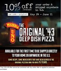 Pizzeria Uno Coupons - 10% Off Chicago Style Mail Orders Godaddy Renewal Coupon Promo Codes 2019 Upto 80 Off Get 15 Discount 20 Cashback At Uno Chicago Bar Grill Informa Coupons 10 Promo Coupon Codes Updates Whitespark Code New Care Tool Visualizes Organ Acptance And Refusal Unos Ik Multimedia Uno Synth Compact Analog Midi Sequencer 5 Instant Use 5off Drum Polyphonic Sensitive Pad Abc Kit For Arduino R3 With 250 Page Detailed Colorful Graphic Pdf Tutorial Pupjoy December 2017 Subscription Box Review Advanced Atmega328p Compatible Ch340g Usb American Eagle 2016 Database Mediavatar Video Ctador Discount Code 7140 By
