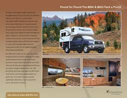 2012 ALP Adventurer Truck Campers Brochure | Download RV Brochures 2016 Adventurer Truck Campers Eagle Cap 1160 Youtube Review Of The 2012 Wolf Creek 850 Camper Adventure 2014 Alp Brochure Rv Brochures Download 2018 1165 Eugene Or Rvtradercom Recreationalvehiclesinfo 2007 Launches Tripleslide Business Albertarvcountrycom Dealers Inventory 2010 Calgary Ab Us 2299000 Stock Number In Bed For Pickup Trucks Photos Big Rig This Popup Camper Transforms Any Truck Into A Tiny Mobile Home In