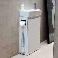 Bathroom Corner Basin Unit Fitted Bathroom Furniture White Over