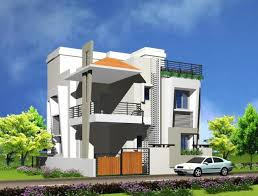 Images Front Views Of Houses by 3d House View Modern House