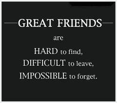 Best Friends Are Hard To Find Quote