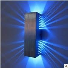 ac85v 265v 2 1w stage light modern rectangular led wall